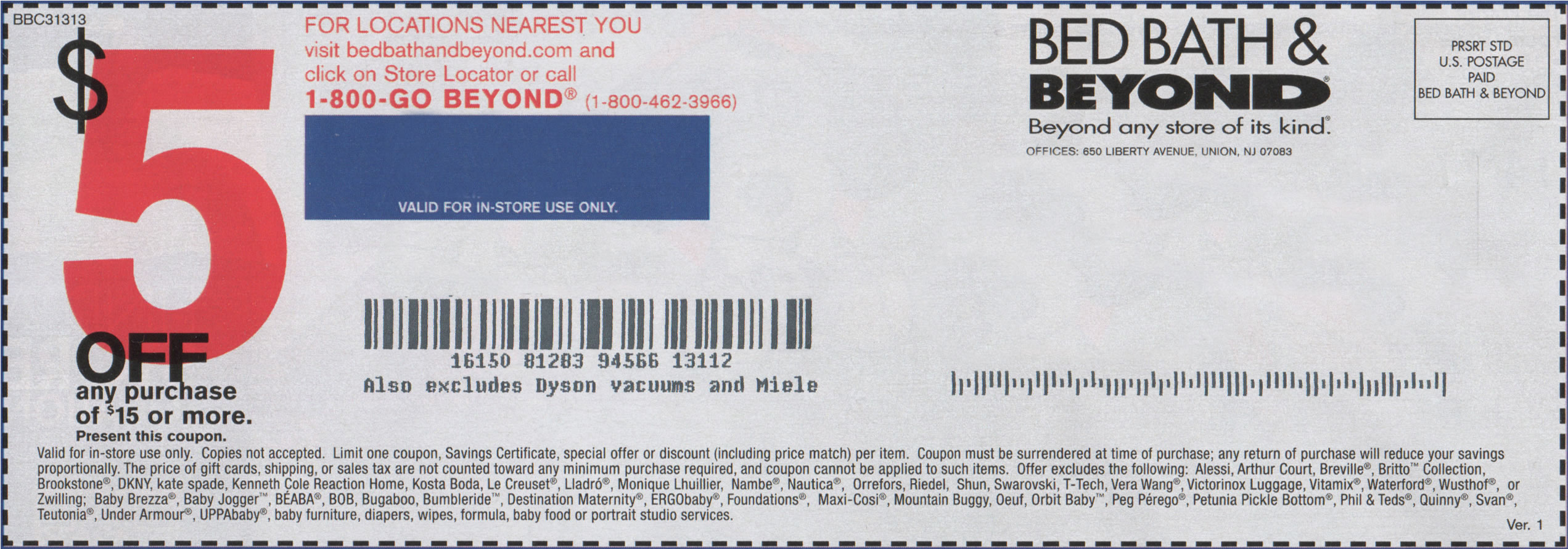 Which Bed Bath And Beyond Coupon Bed Bath And Beyond Insider